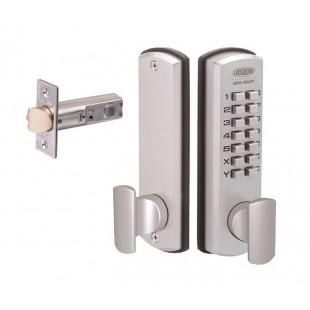 Mechanical Digital Lock with Key Code Access 000021