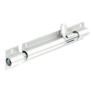 Aluminium Straight Door Bolt 150mm B1556