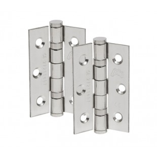 Grade 7 Stainless Steel Door Hinges with Polished Finish H312P