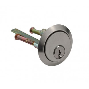 Night Latch Replacement Cylinder in Brushed Satin L11101SN