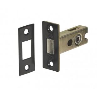 Bathroom Deadbolt Lock 63mm / 45mm Backset Matte Black L5345BL