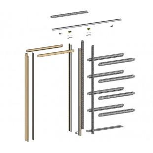 Pocket Door Kits for Single Door Pocket Door Systems