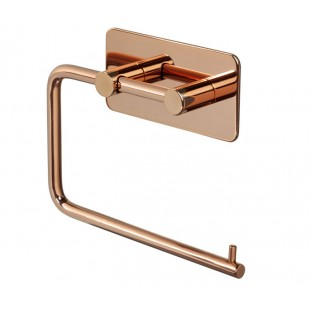 Copper Toilet Roll Holder Self Adhesive Stick on A3203CP