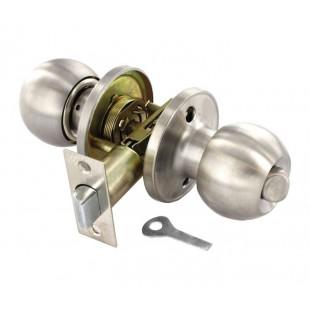 Privacy Door Knob in Stainless Steel for Internal Doors B2954
