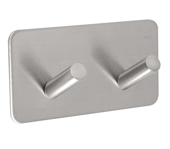 Bathroom Towel Hooks With Double Hook, Bathroom Door Hooks