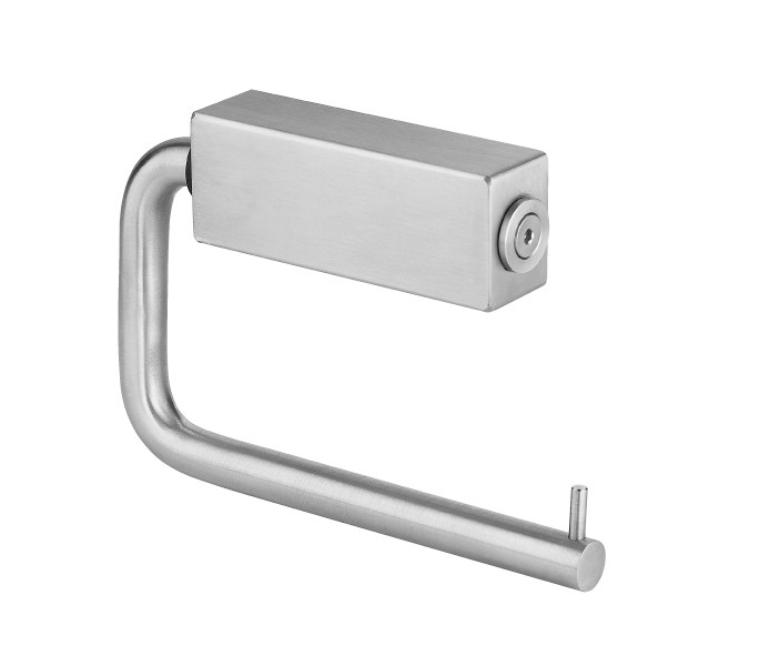 Stainless Steel Toilet Roll Holder Part - 46: More Views