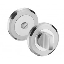 Stainless Steel Bathroom Turn & Release 8mm Rose A87201D