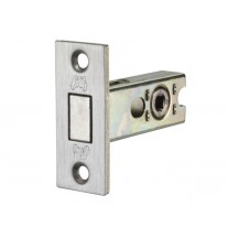 Bolt through Internal Bathroom Door Deadbolt Latch Style 76mm L12176NP