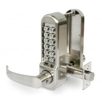 Digital Door Lock with Lever and Passage Mode SBL365/S