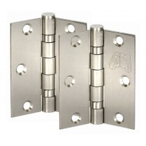3 Inch Heavy Duty Ball Bearing Hinges for Internal Doors Satin Finish H02302S