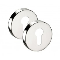 Euro Profile Escutcheons with Polished Finish A8510P