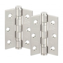 3 Inch Door Hinges CE Stamped Grade 7 in Satin Finish H02312S
