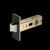 Matte Black Mortice Latch 76mm / 57mm Backset L0157BL