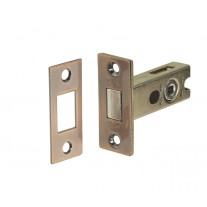 Bathroom Lock Deadbolt 63mm / 45mm Backset Copper L5345CU