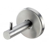 Stainless Steel Coat Hook without Buffer T502S