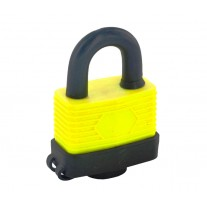 Weatherproof Padlock with 50mm Waterproof Body and Shackle L11350R
