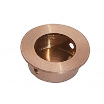 Flush Copper pull handles 30mm X88100CU