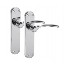 Door Handles On Backplate Handle King UK