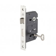 Internal Door Locks 3 Lever Sash Lock - 76mm / 57mm Backset L11276D