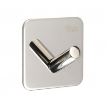 Bathroom Hooks for Robes and Towels with Polished Stainless Steel Finish C4008P