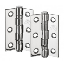 3 Inch Stainless Steel Hinges for Internal Doors with Polished Finish H02303P
