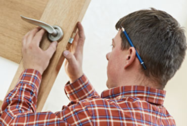 8 Steps to Fit a Door Latch Strike Plate