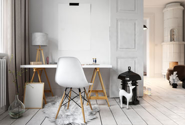 Creating an Office at Home