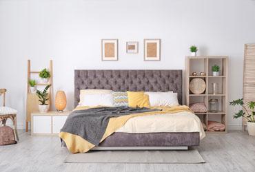 Love Sleep with Bedroom Interior Design