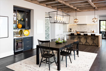 Modern Farmhouse Interiors